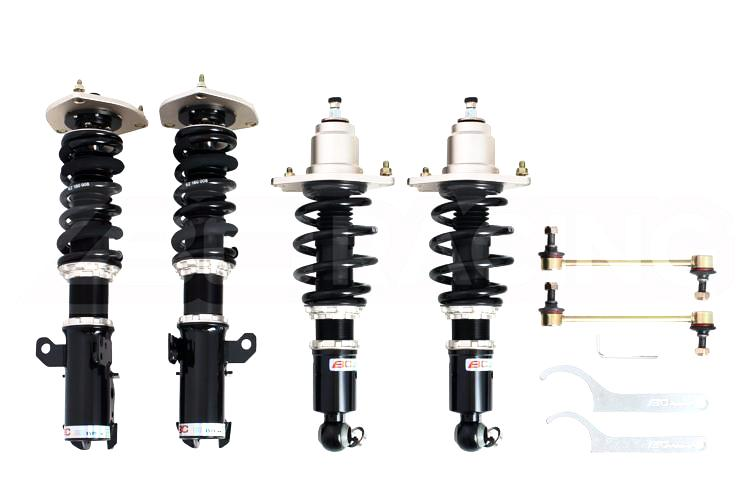 2015-2018 Toyota Prius ZVW51 BC Racing Coilovers - BR Type