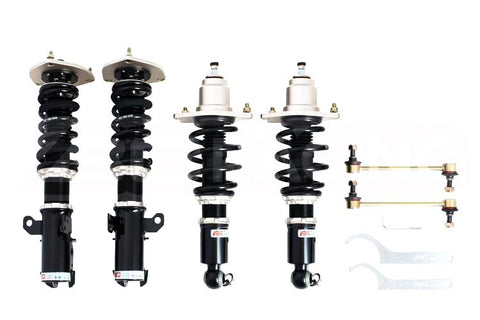 03-08 Toyota Corolla / Matrix BC Racing BR Series Coilover Kit