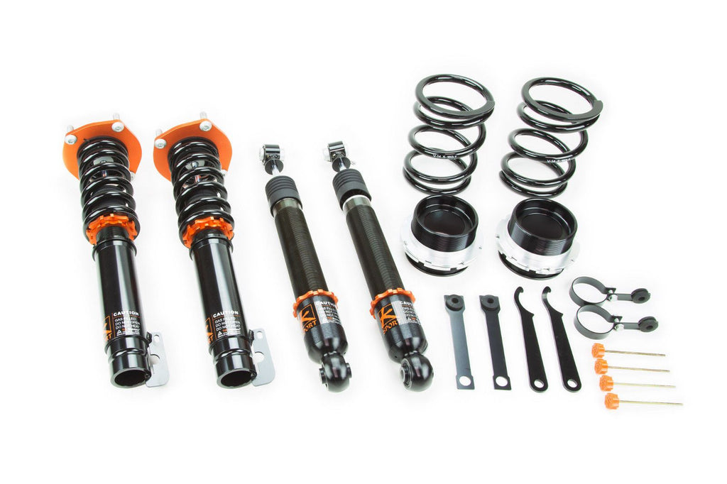BC Racing BR Type Adjustable Coilover Shock Lowering Kit For 08-13 Cadillac CTS