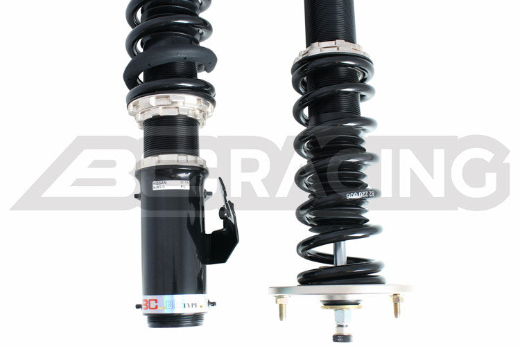 95-98 Nissan 240SX S14 BC Racing BR Series Coilover