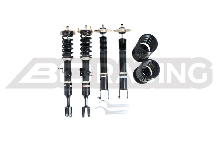03-08 Nissan 350Z BC Racing Coilovers - BR Type