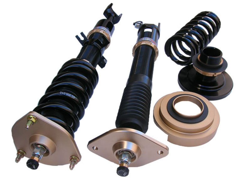 09-17 Nissan 370Z Z34 BC Racing Coilovers - BR Type