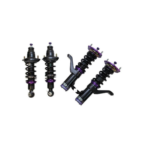 02-06 Acura RSX D2 Racing Coilovers - RS Series