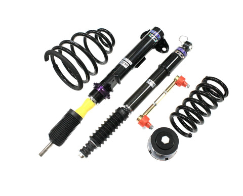 00-07 Mercedes C Class w203, RWD D2 Racing Coilovers- RS Series