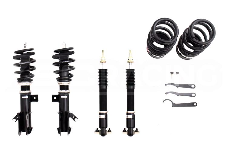 2013 2017 Ford Fusion Bc Racing Coilovers Br Type