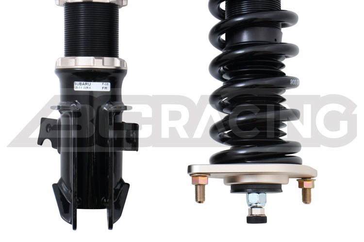 2008-2014 Subaru WRX GH8 BC Racing Coilovers - BR Type