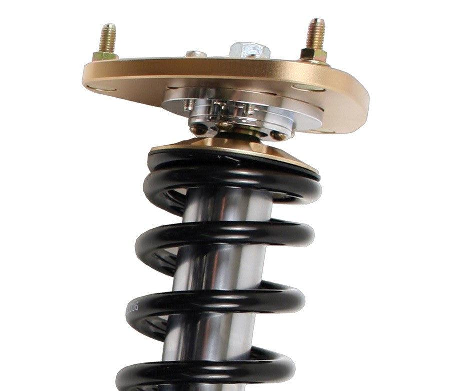 08-13 Subaru WRX BC Racing Coilovers RM Series - Inverted Mono-Tube