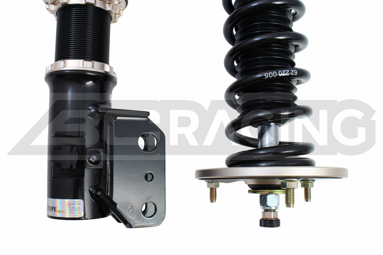 95-99 Subaru Legacy BC Racing Coilovers - BR Type