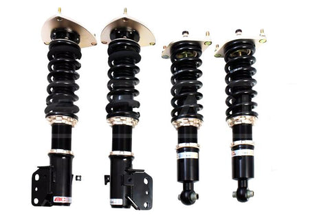 2009-2013 Subaru Forester BC Racing Coilovers - BR Type