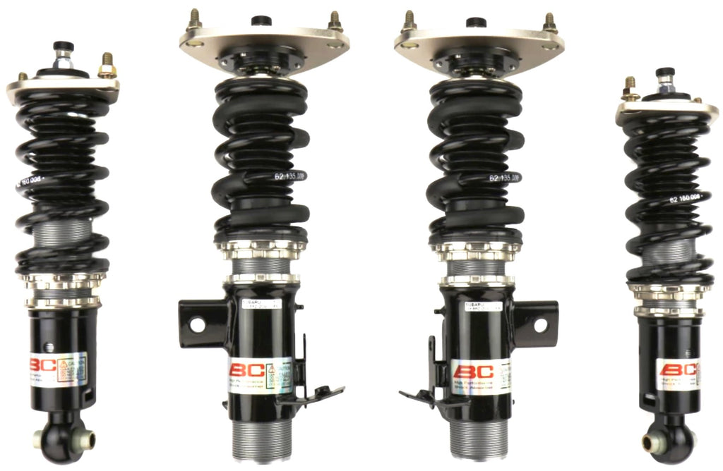 2012+ Subaru BRZ BC Racing Coilovers - DS Type