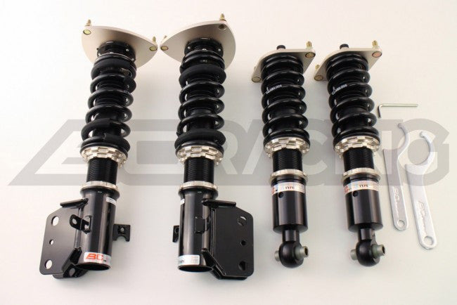 BC Racing coilovers for the 12-14 WRX