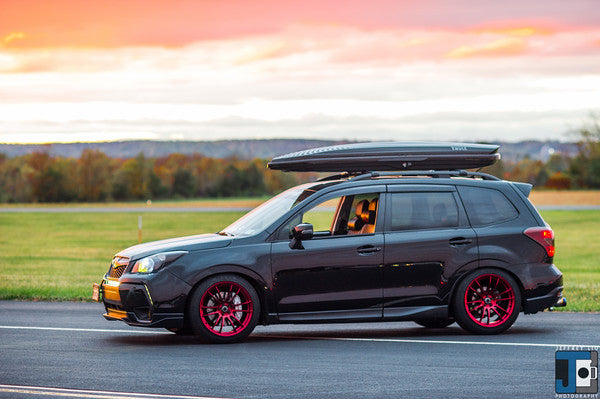 Bc racing coilovers 14+ Subaru Forester