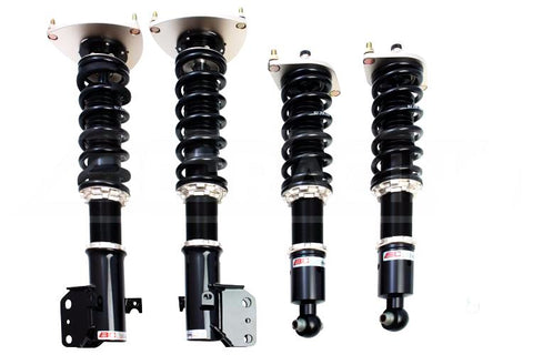 14-18 Subaru Forester BC Racing Coilovers - BR Type