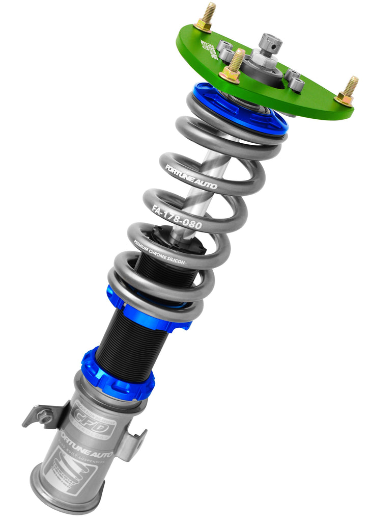 08-UP Mitsubishi Lancer Evo X (CZ4A) Fortune Auto Coilovers - 510 Series
