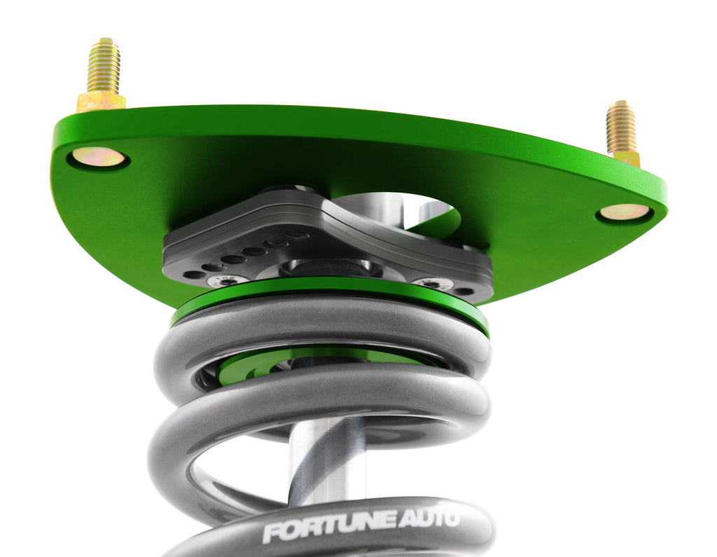 08-14 Mercedes Benz C Series (W204) Fortune Auto Coilovers - 500 Series