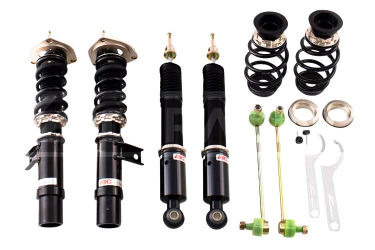10-17 VW Jetta S Mk6 50mm BC Racing Coilovers - BR Type