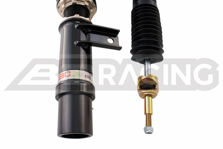 04-10 Volkswagen Touareg 7L (Air to Coil conversion) BC Racing Coilovers - BR Type