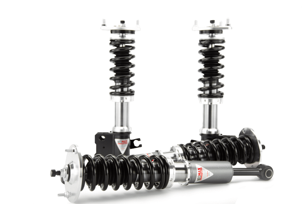 03-07 Honda Accord Silvers Coilovers - NEOMAX