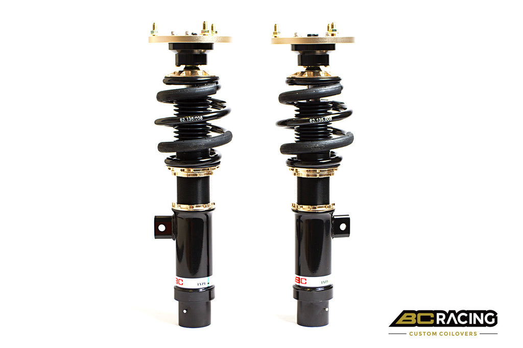 BMW Z4 BC Coilovers