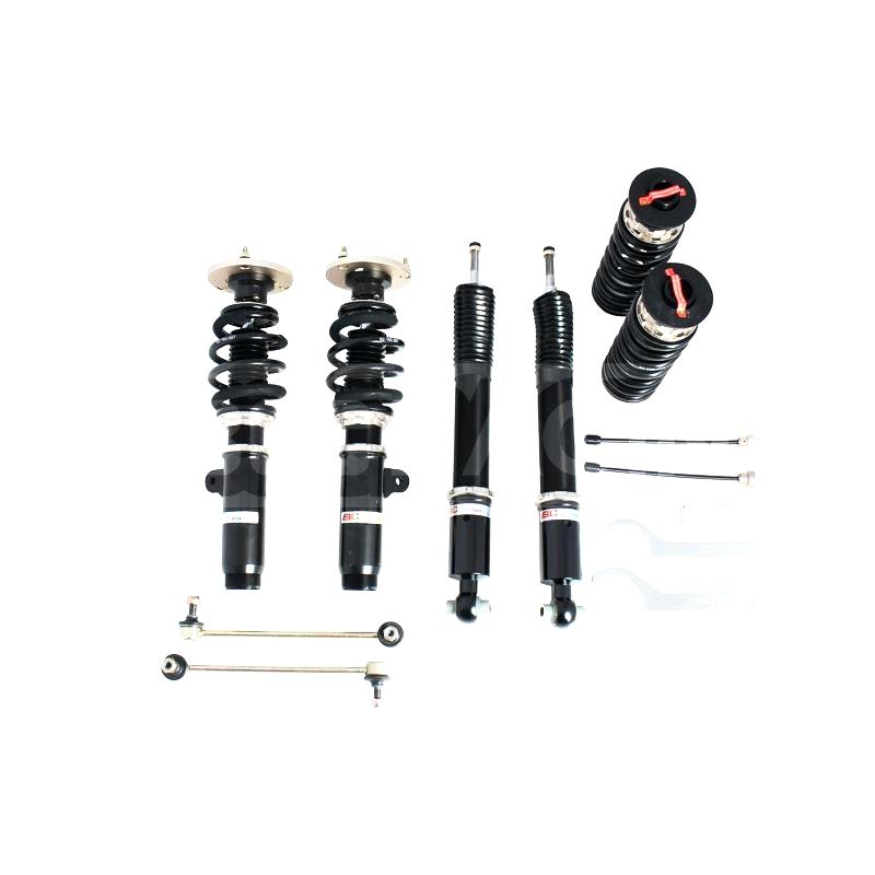 07-13 BMW 3 Series E90, E92 M3 w/edc  BC Racing Coilovers - BR Type