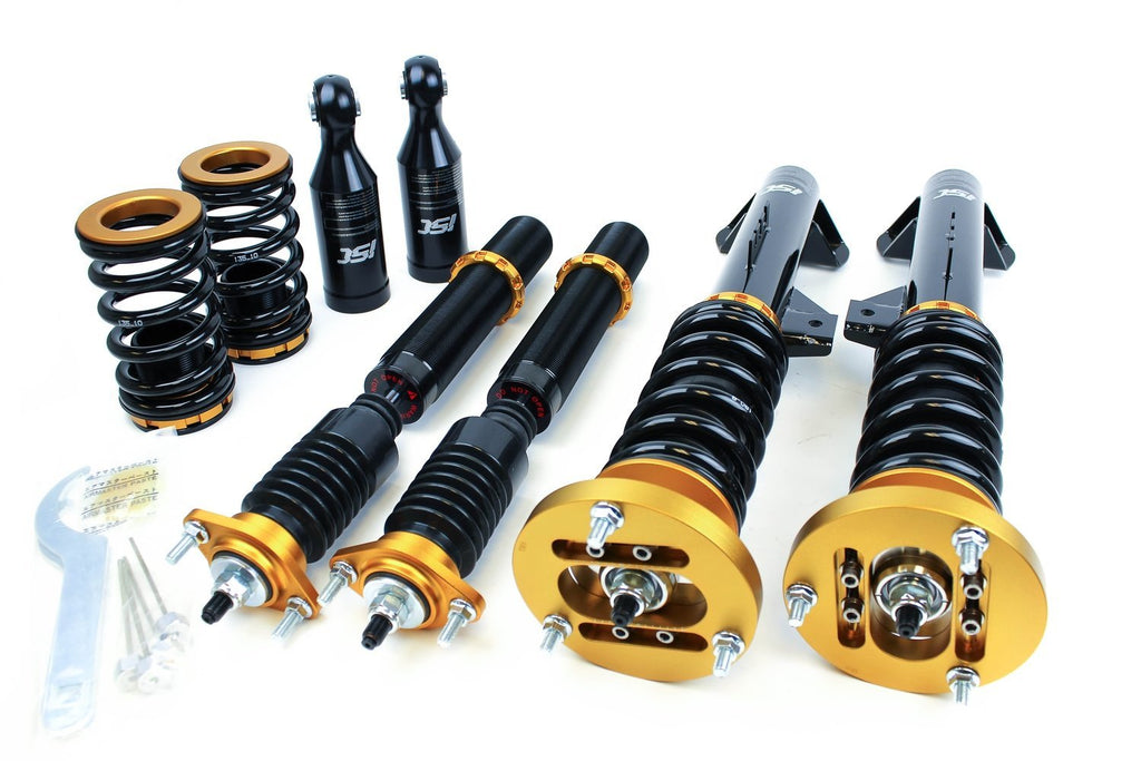 06-11 BMW 3 Series E90/E91/E92 X-Drive / ISC Coilovers - N1 Track/Race