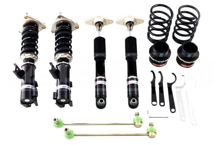 10 + Hyundai Genesis Coupe BC Racing Coilovers - BR Series