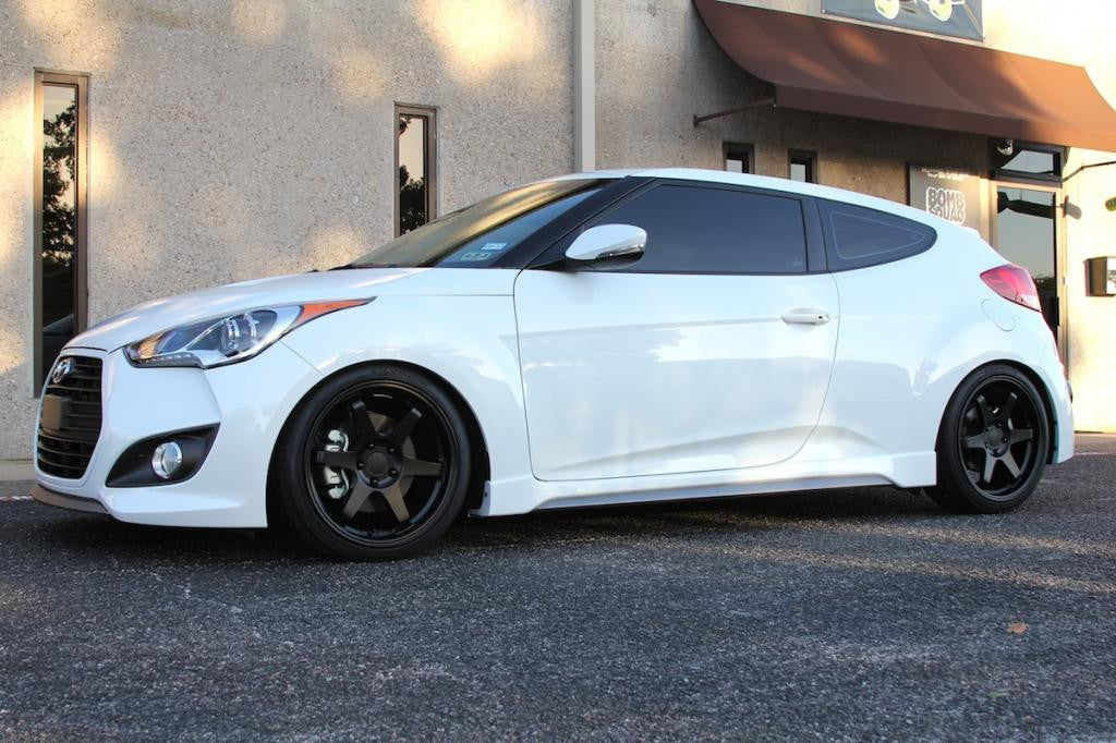 BC Racing BR Series Coilover Kit for 2012+ Hyundai Veloster