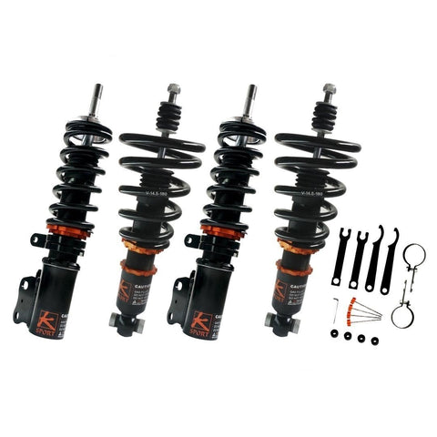 08-14 Mercedes C Class W204 Ksport Coilovers- Kontrol Pro