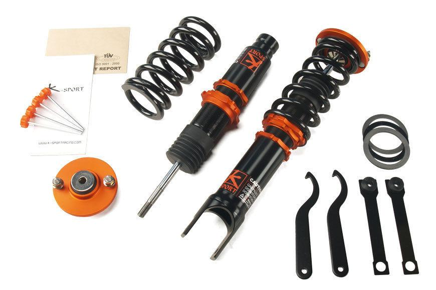 12-14 Mercedes CLS C218 Ksport Coilovers- Kontrol Pro