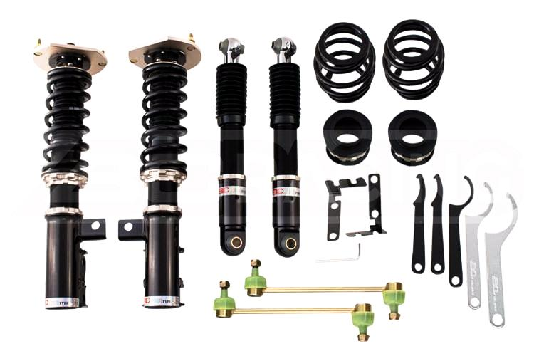 05-10 Chevy Cobalt BC Racing BR Series Coilovers