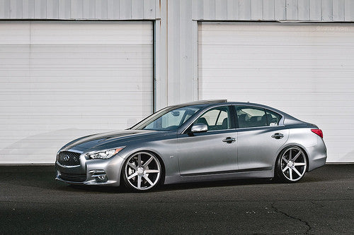 Infiniti Q50 BC Coilovers - RWD Q50 BC Coilovers