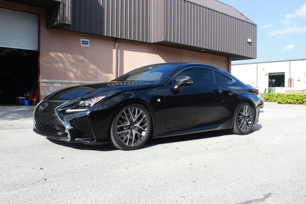 13-17 Lexus RC250/RC350 RWD GSC10 BC Coilovers - BR Type