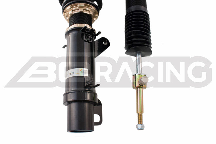 2000-2006 Audi TT 2WD BC Racing Coilovers BR Type