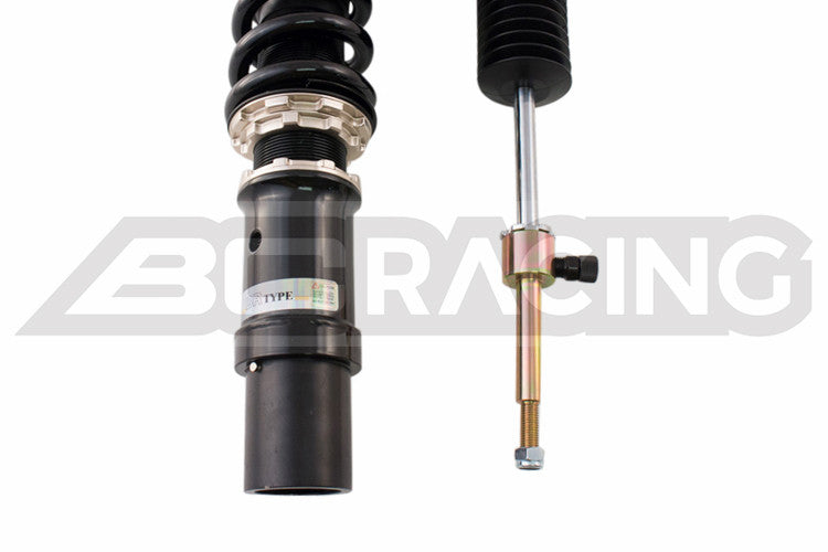 BC Racing coilovers for the Audi S5 and A4  2008-2015