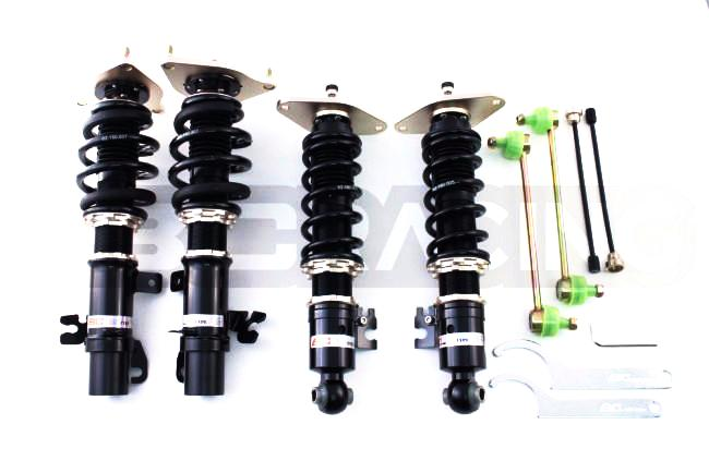 BC Racing Coilovers for the Mini Cooper