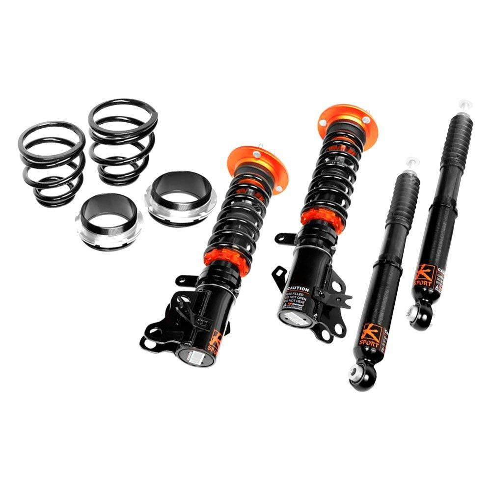 12-UP Toyota Prius V Ksport Coilovers- Kontrol Pro