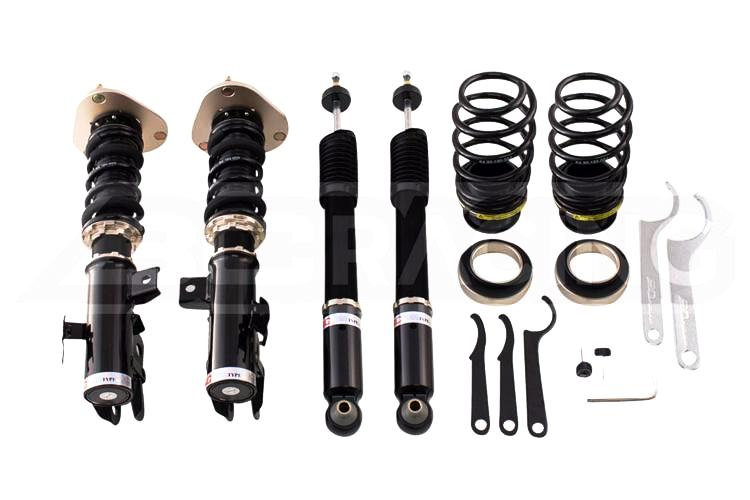 08-15 Scion XB BC Racing Coilovers - BR Type