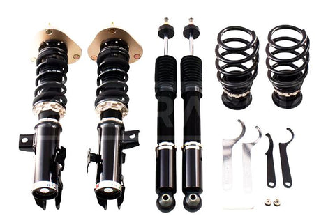 Scion TC Bc racing coilovers