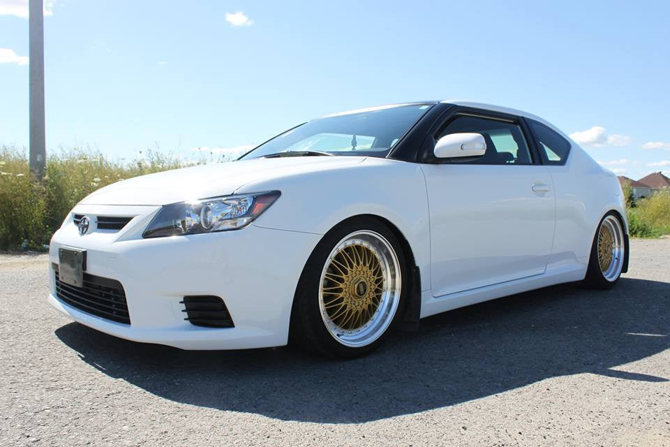 BC Coilovers Scion TC