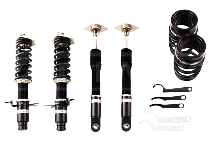 09+ Infiniti FX35 AWD S51 BC Racing Coilovers - BR Type