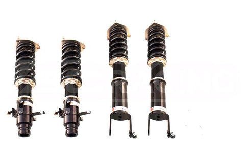 13+ Infiniti Q70 AWD BC Racing Coilovers - BR Type