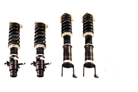 2011+ Infiniti M37 Y51 AWD BC Racing Suspension BR Coilovers
