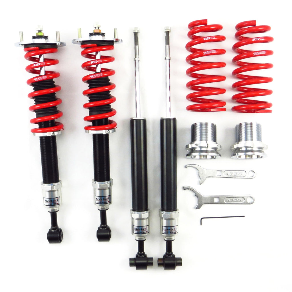 14+ Lexus IS250/350 RWD RS-R Coilovers- Sports-i