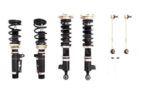 08-13 Porsche Cayman / Boxster BC Racing Coilovers - BR Type