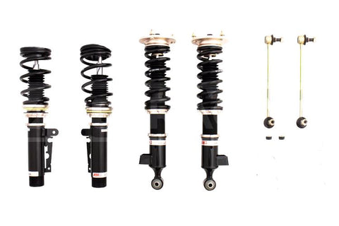 01-05 Porsche 911 Turbo AWD 996 BC Racing Coilovers