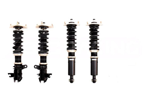 00-04 Volvo S40 / V40 BC Racing Coilovers - BR Type