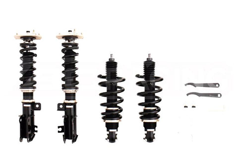 P2 Volvo S60 AWD BC Coilovers