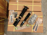 Chevy Cobalt BC coilovers unboxed
