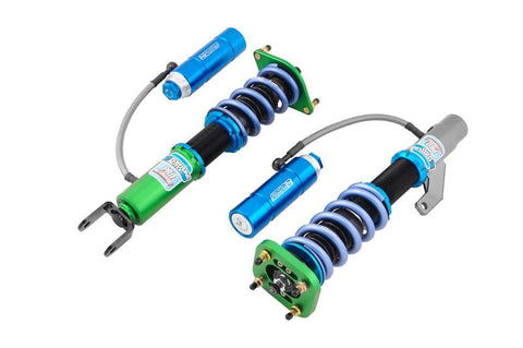 89-94 Nissan Silvia 180SX & 240sx (S13) Fortune Auto Coilovers - Dreadnought Pro 2-Way