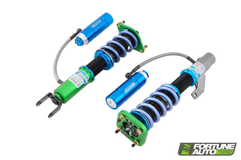 00-09 Honda S2000 (AP1/2) Fortune Auto Coilovers - Dreadnought Pro 2-Way